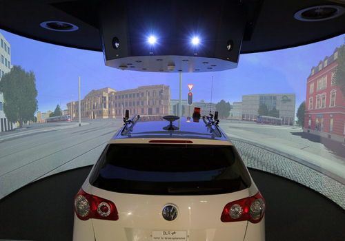 DLR Braunschweig – Virtual Reality Lab