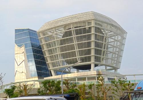 720° Kuppelprojektionssphäre, Hsinchu/Taiwan