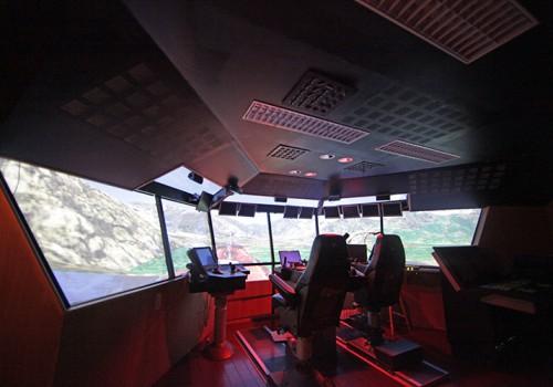 Schiffsbrücken- Und Kransimulator, SMSC
