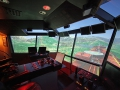 Kongsberg Bridge Simulator - View From The Bridge