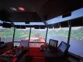 Kongsberg Bridge Simulator - View From The Bridge