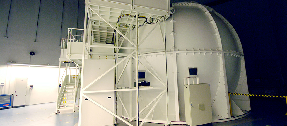 EUROFIGHTER ASTA FULL MISSION SIMULATOR FMS, Laage Air Base