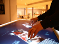 Multitouch Table Interface - The History Of Telecommunication
