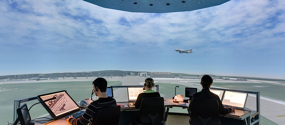 DLR, Institute of Flight Guidance Braunschweig – ATM Tower Simulator