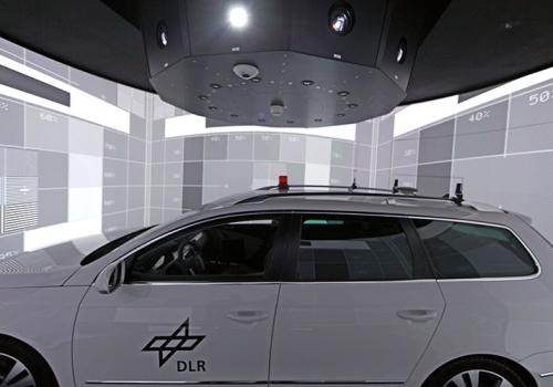 DLR Braunschweig – Virtual Reality Labor