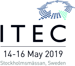 Meet the team of project: syntropy at Europe's leading International exhibition and conference for the military training and simulation community, Stockholm Fair/Sweden, May 14th-16th, 2019