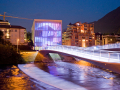 MUSEION Media Facade - Museum For Modern And Contemporary Art Bozen/Bolzano