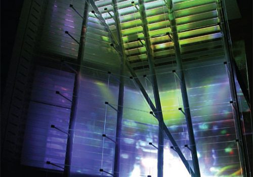 MUSEION Media Facade - Museum For Modern And Contemporary Art Bozen/Bolzano