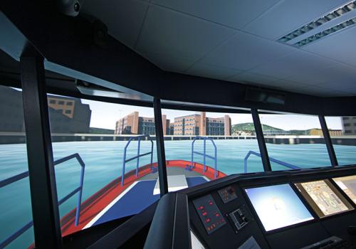 Transas Navigation Sim 03
