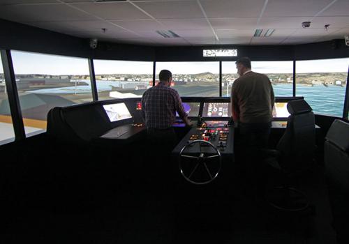 Transas Navigation Sim 04