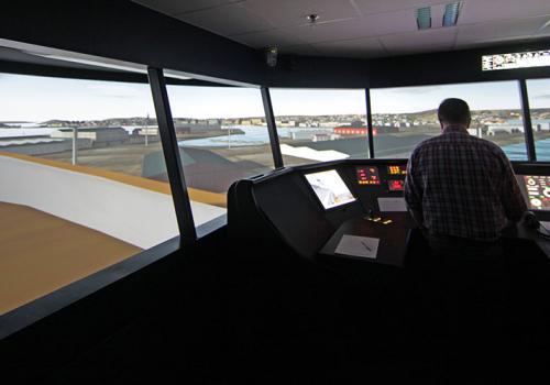 Transas Navigation Sim 05