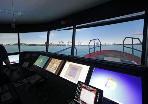 Transas Navigation Sim 06