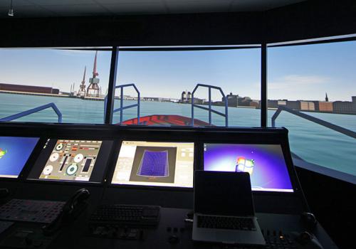 Transas Navigation Sim 07