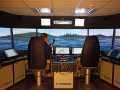 Transas Ships Bridge Simulator