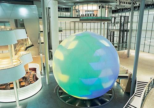 Gläserne Manufaktur Dresden, Eventbereich