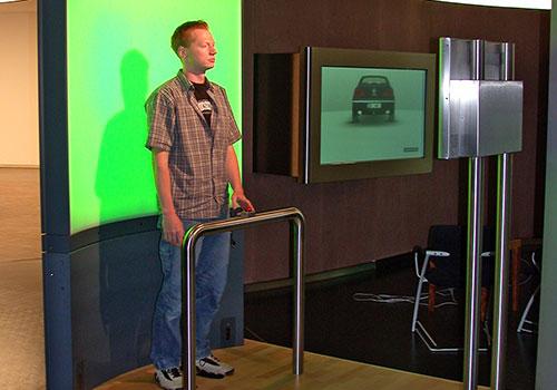 Transparent Factory Dresden, Interactive 3D Car Configurator
