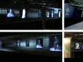 Adi Dassler Brand Center 25-channel Projection Wall