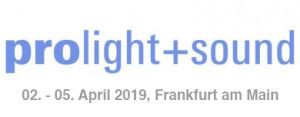 Experience domeprojection.com ProjectionTools and SYNtouch RADAR at project: syntropy's booth H4.0 at Prolight + Sound Frankfurt/Main, April 2nd-5th, 2019.