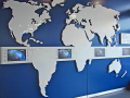 BASF Visitor Center -  Interactive World Map