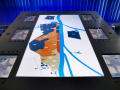 BASF Visitor Center Interactive Multiuser Media Table