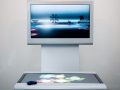 BASF Virtual Car Multitouch Information System