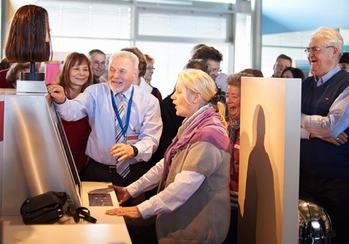 Multimedia Exhibits For BASF AG Visitor Centre