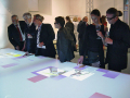 Multitouch Multiuser Table For DesignforumMQ, Vienna