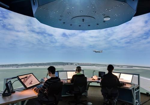 DLR Institut F. Flugführung – Tower Simulator