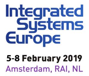 Besuchen Sie uns auf der nächsten ISE Integrated Systems Europe in Amsterdam, 05.-08.02.2019, Stand H2-A60 der domeprojection.com.