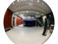 DomeLab Testaufbau Bei UNSW Art & Design, Sydney (Bilder Mit Freundl. Genehmigung Von Sarah Kenderdine, UNSW Art & Design)
