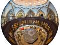 DomeLab Im Chhatrapati Shivaji Maharaj Vastu Sangrahalaya Museum Mumbai, Indien (Bilder Mit Freundl. Genehmigung Von Sarah Kenderdine, UNSW Art & Design)