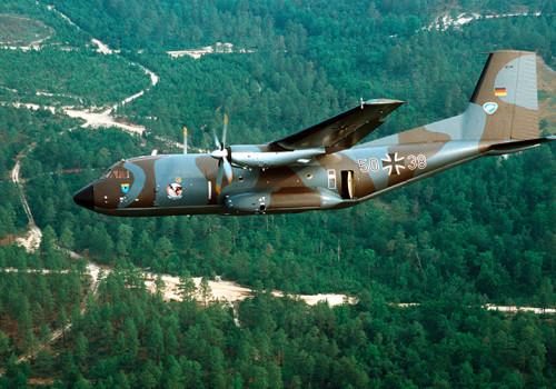 Transall C-160D Der Luftwaffe
