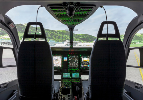 H145 FFS ADAC HEMS Cockpit (courtesy Of Reiser Simulation And Training GmbH)