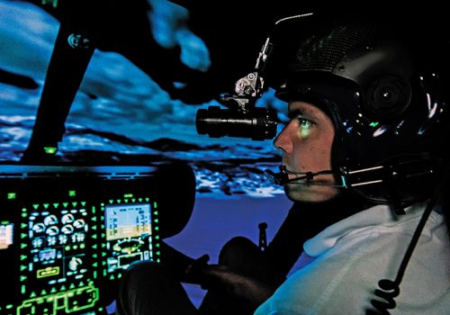H145 FFS For Norwegian Competence Center Helicopter (NCCH) (courtesy Of Reiser Simulation And Training GmbH)
