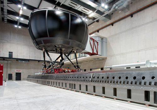 Daimler MBS Handling Simulator (mit Freundl. Genehmigung Der Daimler AG)